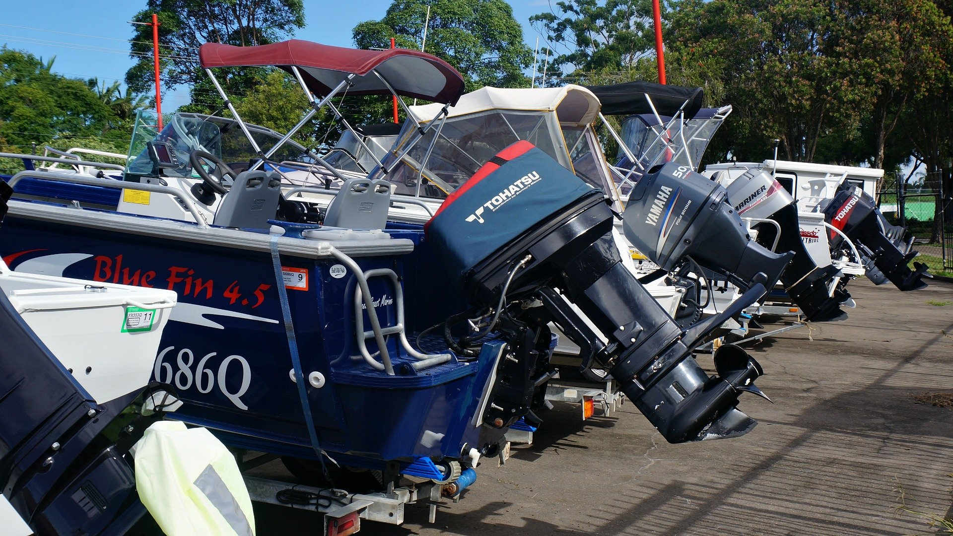 Redcliffe Marine - Boat sales, fishing gear, outboards